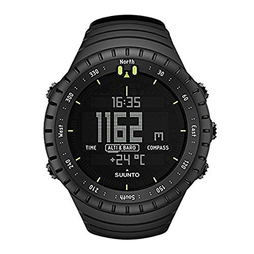 SUUNTO Core All Black Military Men's Outdoor Sports Watch - SS014279010 15 Fashion Online Shop gifts for her gifts for him womens full figure