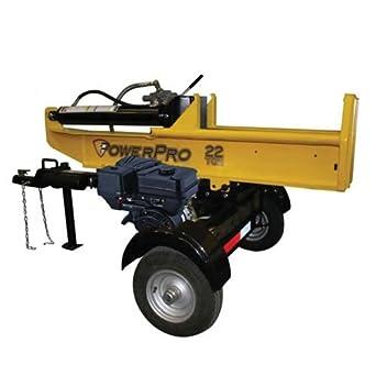 Powerpro 22 Ton Log Splitter Power