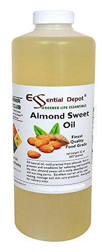 Almond Oil Sweet Oil - 1 Quart