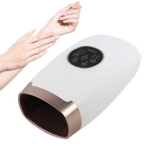 Electric Hand Massager,Palm Acupressure Massage Air Compression Massage Cordless