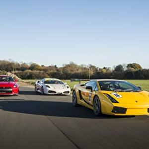Drift Limits Three Secret Supercar Driving Experience Gift Voucher