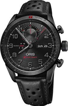 Oris Audi Sport Limited Edition II Chrono Automatic Men's Watch 01 778 7661 7784-Set LS