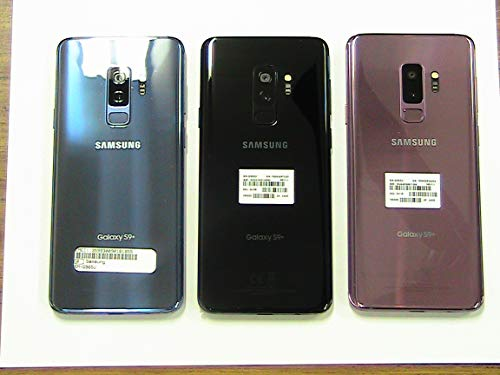 Samsung Galaxy S9 Plus Unlocked - 64GB - Coral Blue (Renewed)
