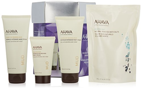 41SnP1dMKoL AHAVA'S best-seller in a special Holiday limited edition box. Paraben, phthalate & SLS-free. Dermatologist tested and Allergy tested.