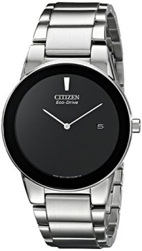 Citizen Axiom Eco-Drive Movement Black Dial Men's Watch AU1060-51E