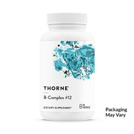 Thorne Research – B-Complex #12 – 60 Capsules