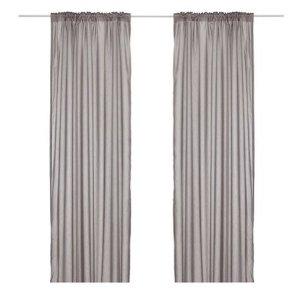 Ikea Thin Curtains 1 Pair