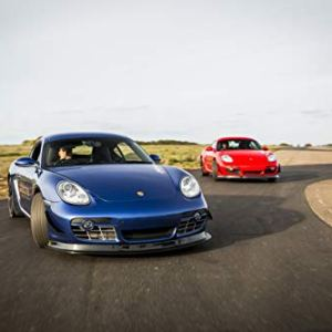 Porsche Under 17's Motorsport Academy Drive & License Gift Voucher