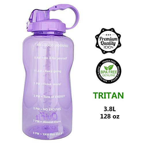 QuiFit Daily Water Bottle