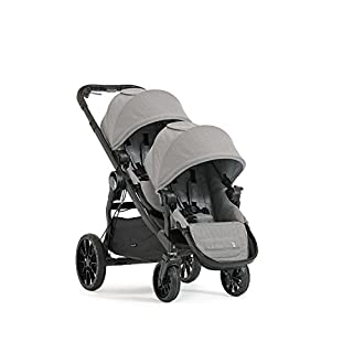 The City Select LUX convertible stroller, with second seat kit, goes from a single to double, so your growing family is always ready for any adventure. It has the most riding options of any single to double stroller, with over 20 configurations. That...