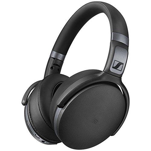 Sennheiser, Audifónos Inalámbricos con Micrófono Integrado HD 4.40 BT, Bluetooth, Negro