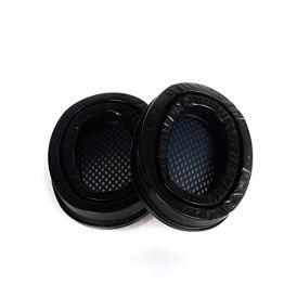 Sordin-Supreme-PRO-X-Neckband-Safety-Ear-Muffs-With-Gel-Seal-Hygiene-Kit-Gel-Ear-Cups-SNR-25dB-Green-76302-X-10