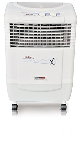 41TAH W9IQL - Kenstar Little Dx 12-Litre Air Cooler (White/Grey)