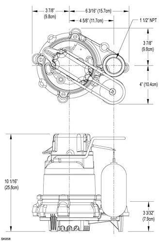 Zoeller-Submersible-Sump-Pump-1
