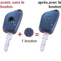 Membrane-Bouton-Poussoir-Plastique-Pour-Cl-Plip-Peugeot-106-206-306-406-etc