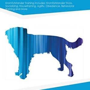 Kromfohrlander Training Guide Kromfohrlander Training Includes: Kromfohrlander Tricks, Socializing, Housetraining, Agility, Obedience, Behavioral Training and More 18
