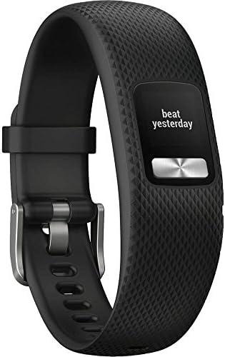 41TXDO5I8vL. AC  - Garmin- Smartwatch 010-01847-00, Vivofit 4,  color Negro,  Chico/Mediano #Amazon