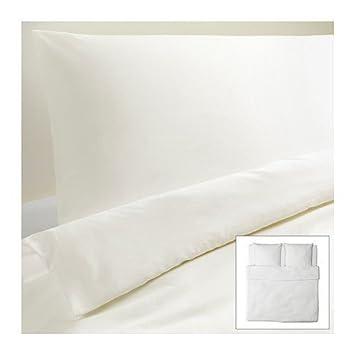 Ikea Dvala Parure De Lit Blanc Hauteur 3tlg 240 X 220 Cm