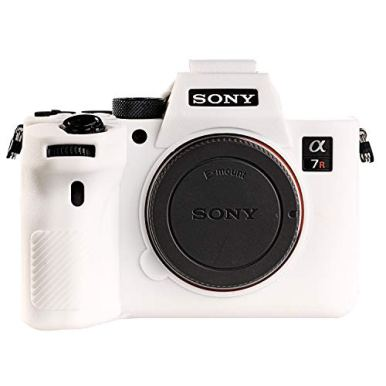 STSEETOP-Sony-A7R-IV-Case-Professional-Silicone-Rubber-Camera-Case-Cover-Detachable-Protective-for-Sony-A7-RIV-Sony-ILCE-7RIV-A7R4-for-Sony-A7RIV-White