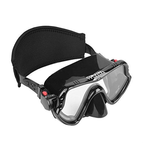 Coastal Aquatics Adult Snorkel Mask