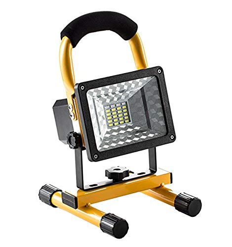 Hallomall [15W 24LED] Spotlights Work Lights