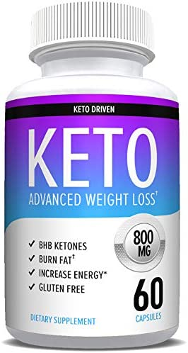 Keto Diet Pills That Work - Weight Loss Supplements to Burn Fat Fast - Boost Energy and Metabolism - Best Ketosis Supplement for Women and Men - Nature Driven - 60 Capsules 3