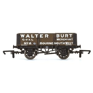 Hornby R6747 5 Plank Wagon 'Walter Burt', Multi-Color 41TlE zQWVL