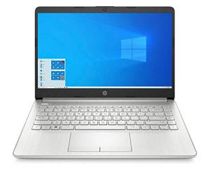 HP 14 10th Gen Intel Core i3 14-inch FHD Laptop with Built-in 4G LTE (i3-1005G1/8GB/1TB HDD/Win 10/MS Office/Win 10/Natural Silver/1.5 kg ), 14s-er0004TU