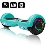 VEVELINE Hoverboard UL2272 Certified 6.5 inch Self Balancing Hoverboards, Hover Board for Kids Adults (No Bluetooth)