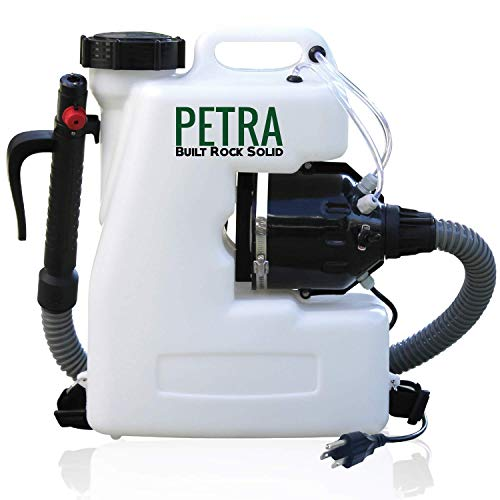 Petra Electric Fogger Atomizer Backpack Sprayer