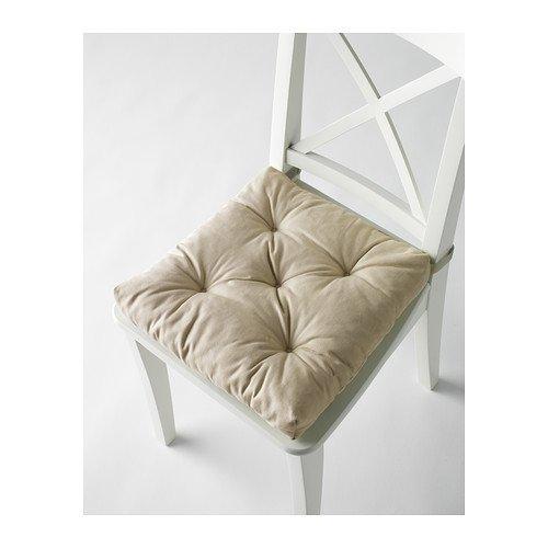 Ikea Cuscino Per Sedia Malinda 4035 X 38 X 7 Cm Colore Beige Chiaro