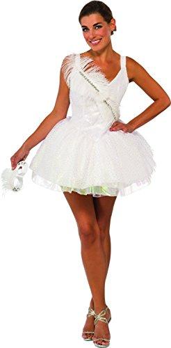 White Swan Costume for women