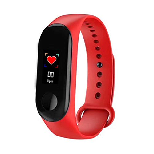 N ZGZRONG Blue Fitness Tracker, Health Tracker Color Screen Sport Smart Watch,Activity Tracker with Heart Rate Blood… 5