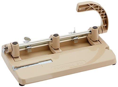 Skilcraft Adjustable 3-Hole Punches -...