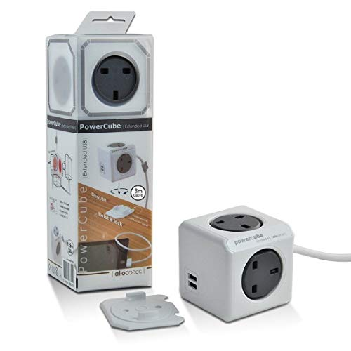 Allocacoc 6804/INEUPC Multiport Power Socket 4