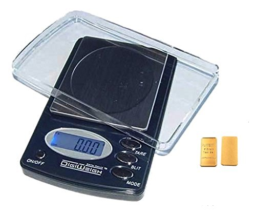 DigiWeigh NEW Digital Kitchen Food Scale Diet Watchers (Stainless Steel) with Deli meat