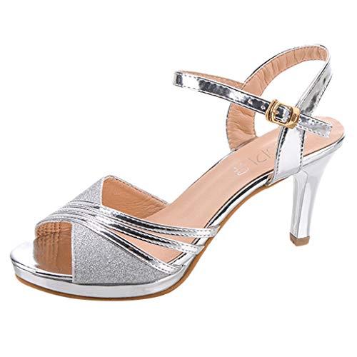 separation shoes 3cff9 fc408 Sandali Donna Bassi Elegant Estivi Scarpe Donna estive Eleganti Sandali  Gioiello Donna Bassi - Estate Donna Sandali Scarpe Basse Romano Sandali ...