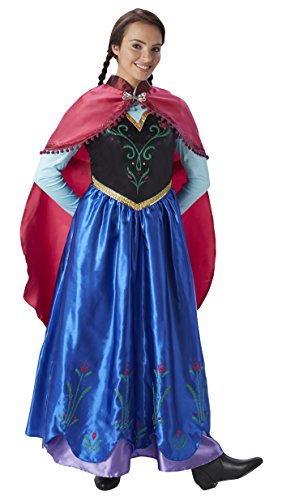 Disney Frozen Anna Costume -- Women's Costume