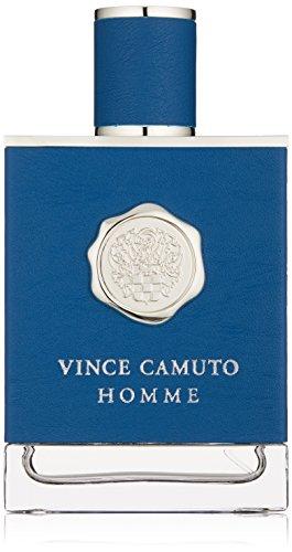 Vince Camuto Homme Eau de Toilette Spray, 3.4 FL.Oz