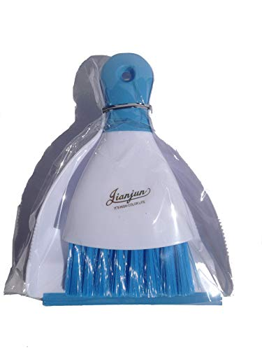 Mini-Dustpan-for-Cleaning-Home-Shop-RV-Boat-Blue