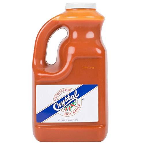 Crystal Hot Sauce 1 Gallon Louisana Pure 3