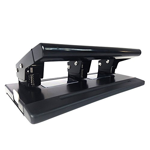 Three Hole Puncher Deluxe Metal 3 Hole...