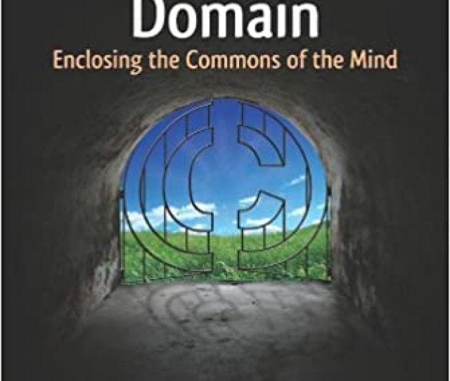 The Public Domain Enclosing The Commons Of The Mind St Edition