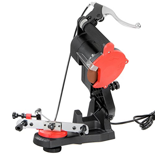 XtremepowerUS 85W Mini Electric Chainsaw Sharpener