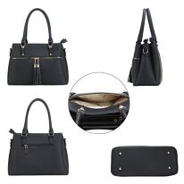Purses Pockets Zipper Leather Crossbody Bags