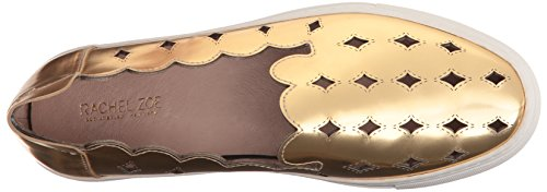 41UUHZaSe3L Slip-on sneaker diamond laser cutouts Padded footbed