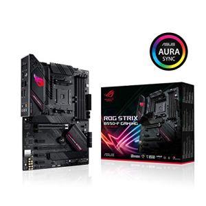 ASUS ROG Strix B550-F Gaming AMD AM4 Zen 3 Ryzen 5000 & 3rd Gen Ryzen ATX Gaming Motherboard (PCIe 4.0, 2.5Gb LAN, BIOS…