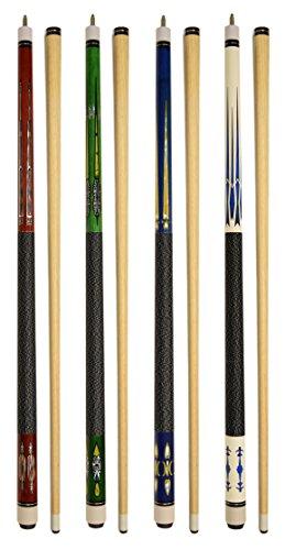 Billiard House Bar Pool Cue Sticks