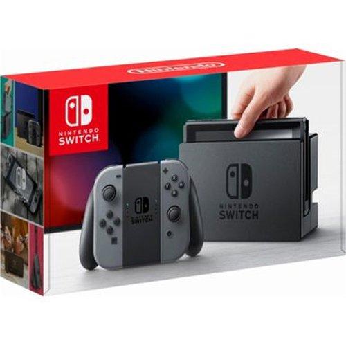 Nintendo Switch - Gray Joy-Con