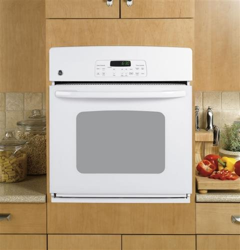 GE JKP30DPWW 27' White Electric Single Wall Oven